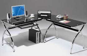 cheap l shaped office desks. image of l shaped black computer desk cheap office desks