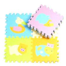 fascinating baby foam tiles kids foam tiles cartoon animal pattern carpet puzzle mats floor puzzles play