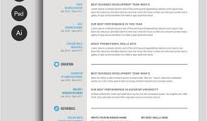 Free Cv Resume Template Word Free Ms Word Resume And Cv Template