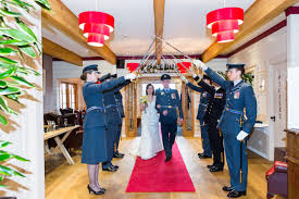 Chantilly Design And Events Raf Uniform Raf Pilot Wedding Archway Rings