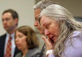 Woman sentenced to 22 years in prison for plotting slaying of her husband |  The Seattle Times