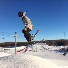 Snowboard Terrain Park Design Scheels Terrain Park Detroit Mountain