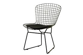 reion of a harry bertoia 420 side chair