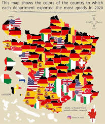 Frankreich kann klären und kontert. Deutschland Und Frankreich Sind Fureinander Der Jeweils Grosste Handelspartner Connexion Emploi