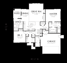 100 Rancher Floor Plans Ranch Plan This Is Pretty Modern House Contemporary Ranch Floor Plans
