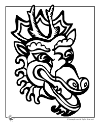 Small Picture chinese dragon coloring 4 Woo Jr Kids Activities