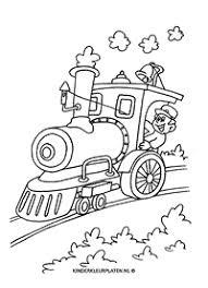 Onderwerp Land Vervoer Gratis Kleurplaten Downloaden En Printen