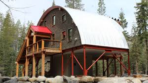 prefab metal homes shop with living quarters steel cabin kit budget home  kits full building epic