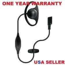 motorola 1410 headset. for motorola cls1110 cls1410 cls1413 cls1450 su220 su22 vl50 d ring headset 1410 1