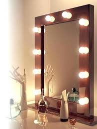 lighted wall mirror. large lighted wall mirrors vanity mirror cheap girl led makeup with lights illuminated