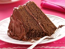 Devils Food Cake With Chocolate Fudge Frosting Recipe Taste Of Home