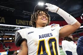 A&T star Darryl Johnson 'going with my heart' in decision to enter NFL  draft   College   statesville.com