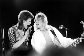 '<b>Beside Bowie</b>' Documentary Traces Life of Guitarist Mick Ronson ...