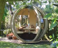 Small Picture Garden Rooms UK garden room ideas pods extensions contemporary