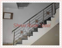 Railing Design Winning Stair Railing Design Steel Ideas Adorable Modern