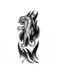 Keltská Květina Nalepovací Tetování Potetujcz