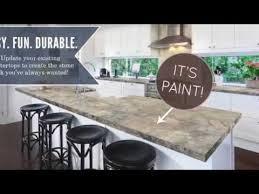 faux granite countertops diy project