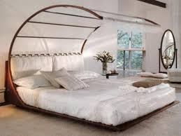 Attractive Fancy Bed Frame King Size Canopy Idea Tip And For Cheap ...