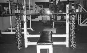 Bench Press ChainsChains Bench Press