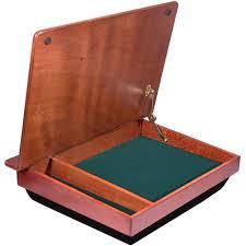 image of ideas wooden lap desk