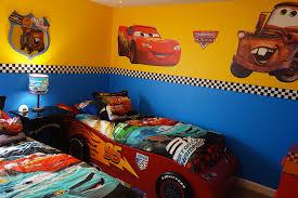 Superb Moon Villa   Disney Cars Bedroom