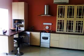 Buy Cream Kitchen Cabinet With Glass Doors In Lagos Nigeria