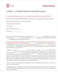 51 Guarantee Letter Samples Pdf Sample Templates