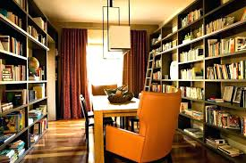 home office library ideas. Home Office Library Wall Shelving Unit Furniture Custom Built Offices Libraries . Ideas P