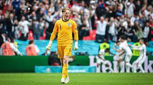 EM: Pickford hält Kasten sauber: Jetzt hat England sogar einen guten  Torwart - Eurosport