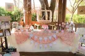 Tea Party Girls Birthday Shabby Chic Lillianhopedesigns