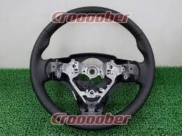 50 prius leather steering wheel repair and genuine return to