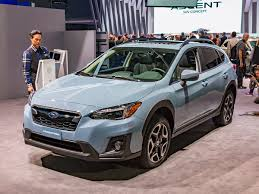 2018 subaru ground clearance. exellent 2018 2018 subaru crosstrek unveiled in us trim to subaru ground clearance
