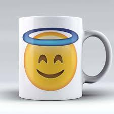 Smiley Face Coffee Mug Emoji Coffee Mugs Mugdom