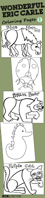 Small Picture Eric Carle Coloring Pages Free Printables Eric carle Author