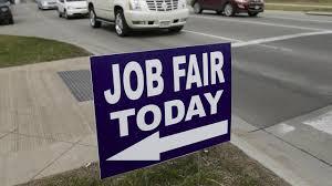 solar company hiring in fayetteville com job fair sign ap photo nati harnik