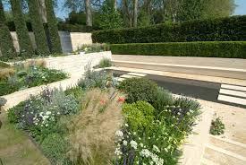 garden landscape design. Italian Garden Design From Chelsea Flower Show \u0026nbsp; Photo: Todd Haiman Landscape G
