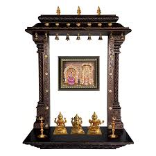 Mandir Designs In Living Room Pooja Room Mandir Designs Pooja Mandir Home Temple Puja Mandap