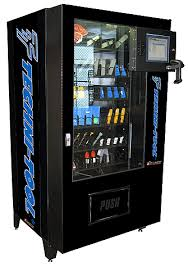 Motion Industries Vending Machines New TechniTool's Vendor Managed Inventory Program