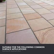patio stone sealer colour enhanced
