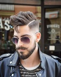 Beard And Hair Style mens hair and beard haircut by virogasbarber ifttt 5651 by wearticles.com
