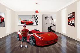 boys bedroom ideas cars. Car Bed Ferrari Bedroom Theme Boys Room Enter Ideas Cars A