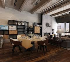 industrial office. Industrial Office Decor. Home : Look Interior Design Intended For Lighting Websites Desk O