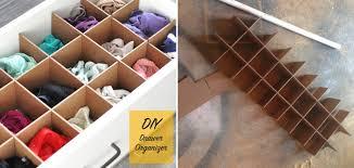 Underwear drawers - tips to organize