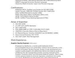 Senior Internal Auditor Cover Letter Sample Senior Auditor