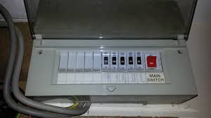 rcd wiring into fuse box space to me