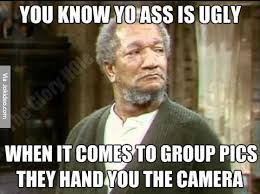 You know yo ass is ugly - meme | Funny Dirty Adult Jokes, Memes ... via Relatably.com