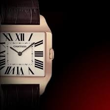 men s watches santos de cartier