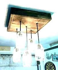 barn wood beam chandelier reclaimed made from round rustic
