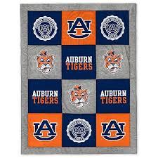 Cotton Polyester Blend Bedding | PBteen & League Blanket, U Auburn Adamdwight.com