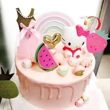 Hello Kitty Cake Topper Celebrationz